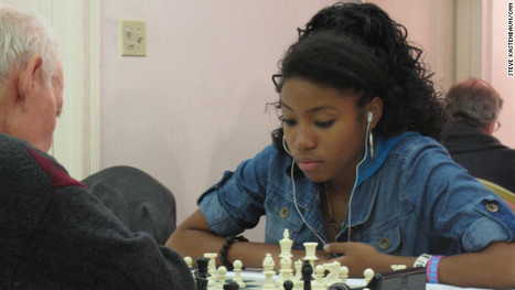 Why Every Black Child Should Learn To Play Chess Immediately | Cultural NFO | Scoop.it