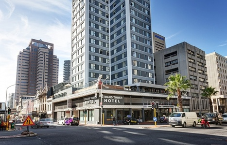 Strand Tower Hotel **** | Victoria & Alfred Waterfront Cape Town | OFFICIAL SITE | NEW WEBSITE | Scoop.it