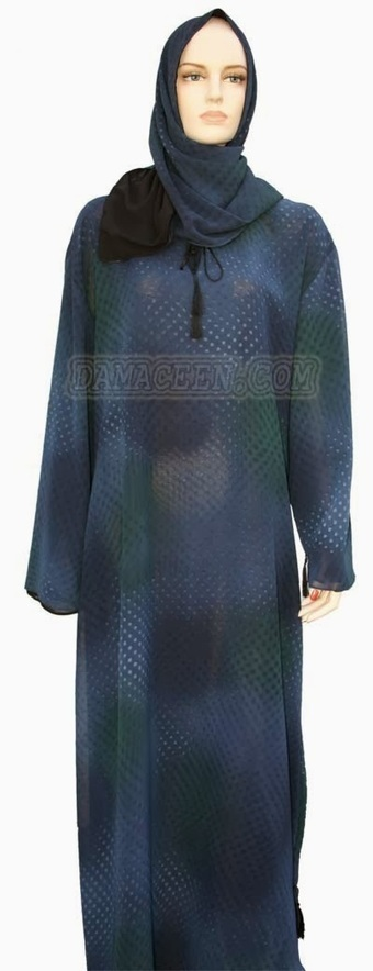 Women Islamic clothing: Look elegant with Latest Abaya Trends | beautiful islamic clothing | Scoop.it