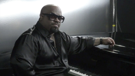 MCP 2012 Video: CeeLo On The Definition Of Creativity | Sustainable Futures | Scoop.it