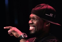 """50 Cent On """"My Life"""" Collabo, New Fitness Book - V-103 - The People's Station 