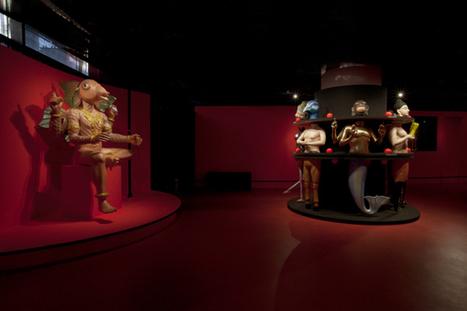 Persona, étrangement humain : arts premiers et robotique au Quai Branly - Pop culture - Numerama | Post-Sapiens, les êtres technologiques | Scoop.it
