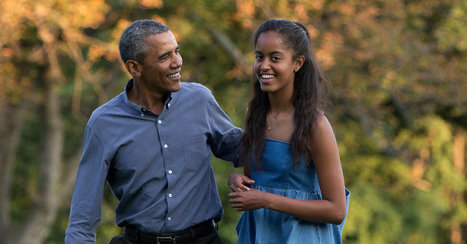 Obama Writes Feminist Essay in Glamour | Women and Girls | Scoop.it