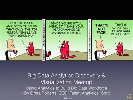 Using Analytics to build A Big Data Workforce | massive data | Scoop.it