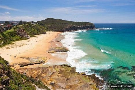 Пляж Туриметта: очарование северного побережья Сиднея   Amuze   Scoop.it