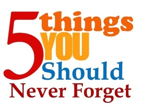 Never Forget 5 Things as You Become Successful Blogger - IT Blogger Tips | Blogging | Scoop.it