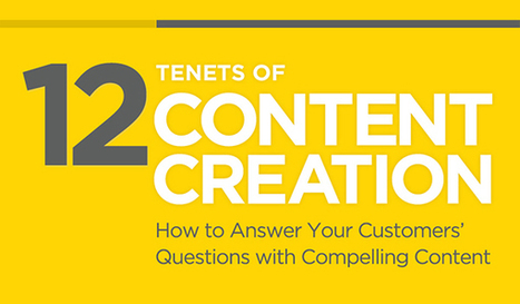 12 Steps to Create Compelling Content That Actually Helps Your Readers   Marketing resources   Scoop.it