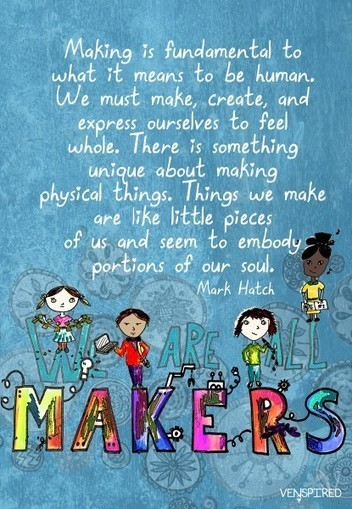 Making Across the Curriculum for Elementary & Primary -  @venspired | Learning Commons | Scoop.it