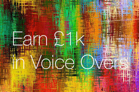Gary Terzza's Voice-Over Blog UK: How To Earn £1k Doing Voice Overs (Even If You're A Complete Beginner) | Voiceover | Scoop.it