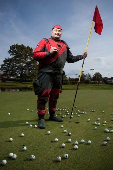 Negocio:  recogida de bolas de golf en los lagos   golf   Scoop.it