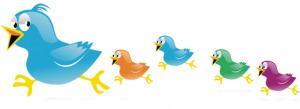 Le secret pour gagner des contacts sur Twitter sur Froggy'Net & Le Web 2.0   On avance sur TWITTER   Scoop.it
