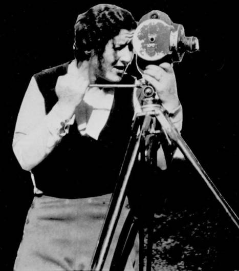 Just Spend the Rest of Your Day Perusing These Biographies of Women in Early Film | Radio Show Contents | Scoop.it