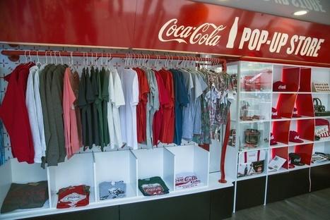 Le phénomène des pop up stores, parti pour durer ? | mobile, digital and retail | Scoop.it