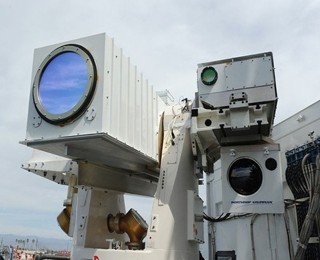 U.S. Navy Seeks First Shipboard Laser Weapon | UtopianDynamics | Scoop.it