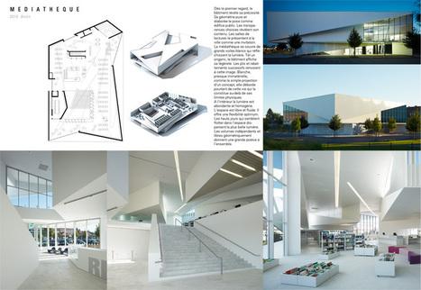 Dominique coulon et associé - Architecte - Projects - Médiathèque d'Anzin | Quatrième lieu | Scoop.it