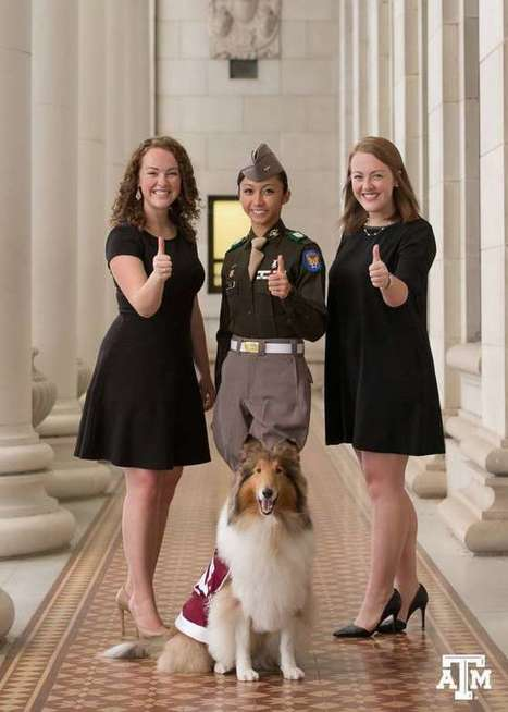 Females sweep top student leadership posts at Texas A&M | Corps of Cadets | Scoop.it