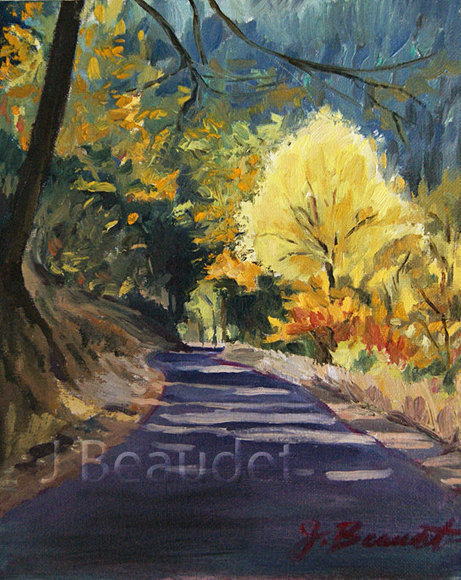 Original Oil Painting LANDSCAPE Impressionist wilderness nature California country road   CLOVER ENTERPRISES ''THE ENTERTAINMENT OF CHOICE''   Scoop.it
