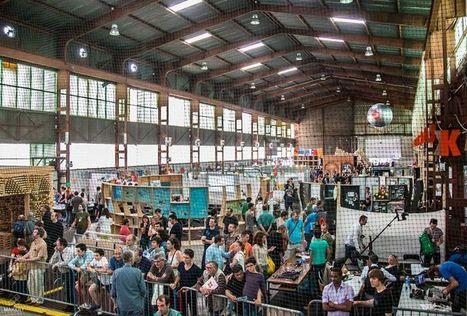 (101) FabLab Festival 2016 | FabLab - DIY - 3D printing- Maker | Scoop.it