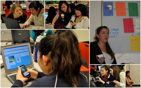 Technovation Challenge A Course In Entrepreneurship For High School Girls - And Their Mentors - Forbes | Into the Driver's Seat | Scoop.it