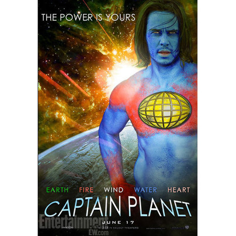 'Captain Planet' movie in development at Sony | EW.com | Software Development | Scoop.it