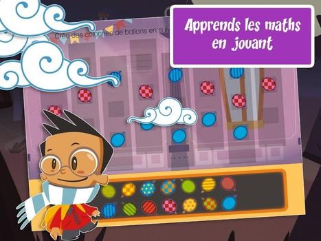 Apprendre les mathématiques grâce aux ... - Serious-Game.fr | Jeux sérieux | Scoop.it
