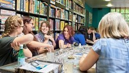 The rise and rise of tabletop gaming | Comic Book Trends | Scoop.it