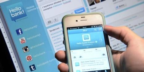 Banques 100% mobiles : qui sont leurs clients ?   La Banque digitale   Scoop.it