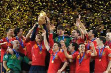 Is Spain's Soccer Team, 'La Roja,' the Greatest Team Ever?   Spanish Entertainment   Scoop.it