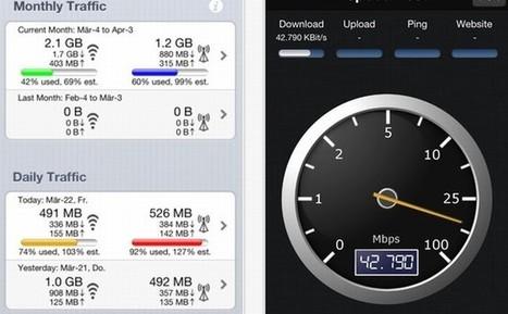 Controla tu consumo de datos con estas tres útiles aplicaciones   estacionamiento de la economia   Scoop.it