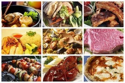 30 Delicious Foods that Fight Abdominal Fat Fast : ByteSized.me | Le manger, c'est la vie | Scoop.it