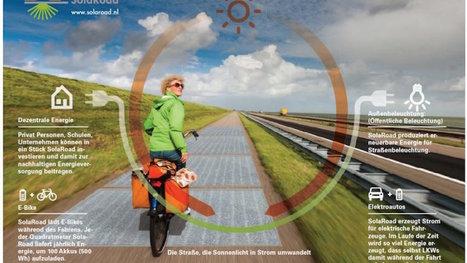 SolaRoad, la route solaire hollandaise, est bien plus efficace que prévue ! | Chronique d'un pays où il ne se passe rien... ou presque ! | Scoop.it