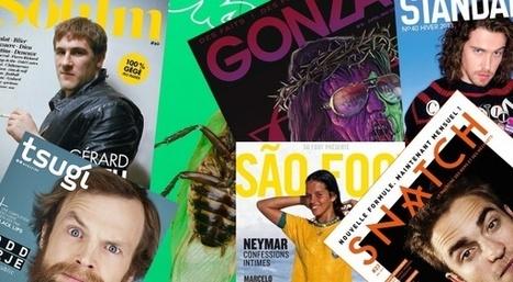 La nouvelle presse magazine est masculine (et ça n'est pas près de changer) | A Voice of Our Own | Scoop.it