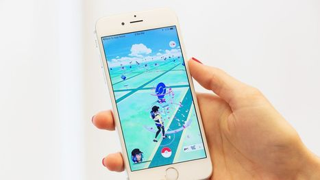 Microsoft adds Pokémon detector to OneDrive to locate monster screenshots #technology @investorseurope | Technology and Financial Online Marketing | Scoop.it