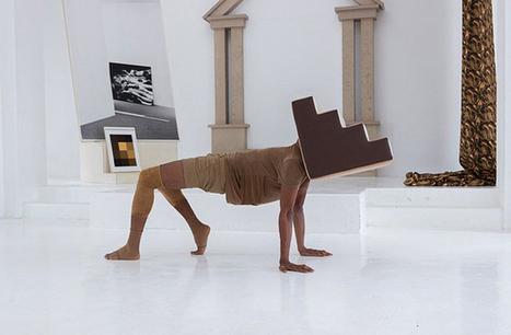 Exposition de Jimmy Robert à la synagogue de Delme, centre d'art contemporain | SCULPTURES | Scoop.it