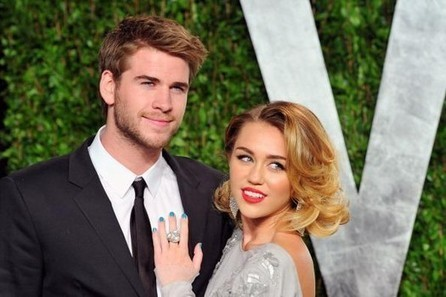 Celebrity marriages in the news: Miley Cyrus, Jennifer Aniston, Angelina Jolie - Examiner.com | real weddings | Scoop.it