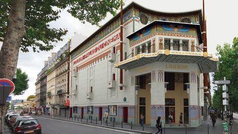 Paris: le 7e art au 7e ciel - Le Figaro | Veille Artilinki | Scoop.it