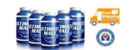 Ultimate Male | Supplements Tip | Scoop.it
