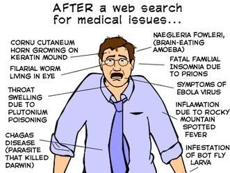The Internet Makes Me Sick (Comic) | Digital-News on Scoop.it today | Scoop.it