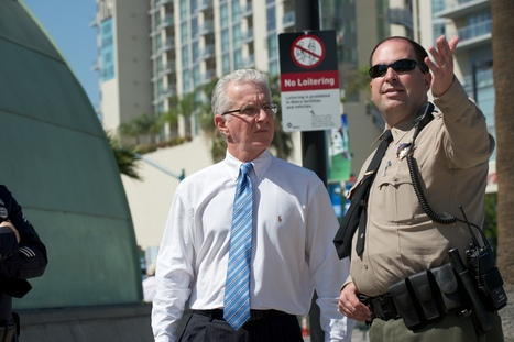 Metro and Los Angeles Sheriff's Department begin effort to reduce loitering and improve safety at North Hollywood Red Line station | What is going on in the world? | Scoop.it