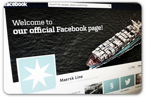 How a shipping company earned 650,000 Facebook fans in a year | PR Daily | Futurism, Ideas, Leadership in Business | Scoop.it