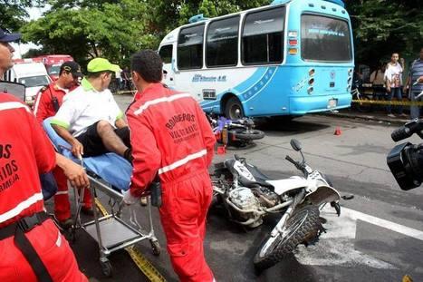 Un celular provocó accidente múltiple de carros en Barrancabermeja - Vanguardia Liberal   Cultura vial   Scoop.it
