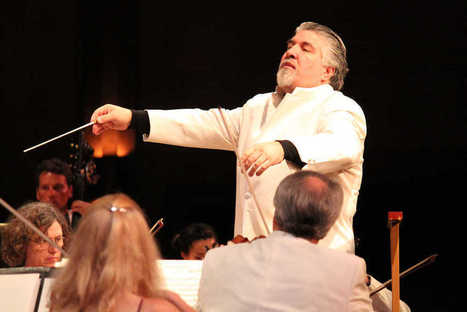 Cardenes to lead Sunflower Music Festival orchestra | Capital Journal | OffStage | Scoop.it