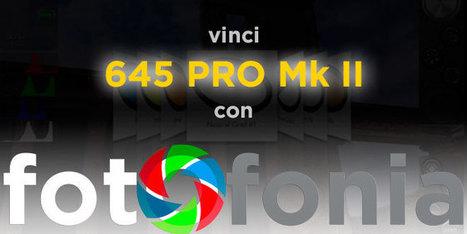 ESCLUSIVO: Vinci 645 PRO MK II con i redeem di fotOfonia - fotOfonia | Media and News | Scoop.it