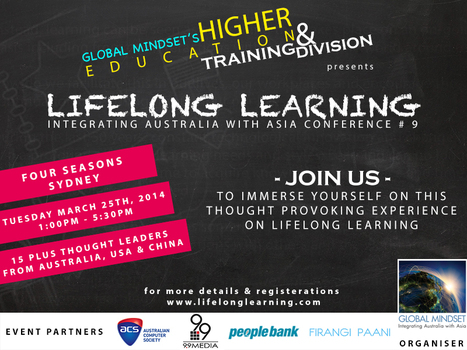 : Global Mindset's Higher Education & Training Division : | Lifelong Learning | Scoop.it