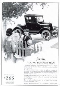 Primary document #2 | Ford Motor Company in the 1920's | Scoop.it