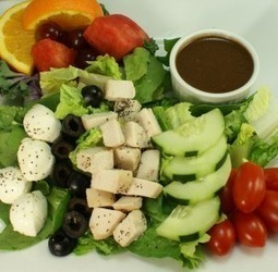 Chicken Mozzarella Salad - Gluten Free Salad at Ingallina's Box lunch Seattle | Party Platters | Scoop.it