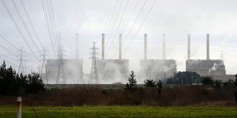 Hazelwood, la centrale à charbon «la plus sale d'Australie » - le Monde | Actualités écologie | Scoop.it