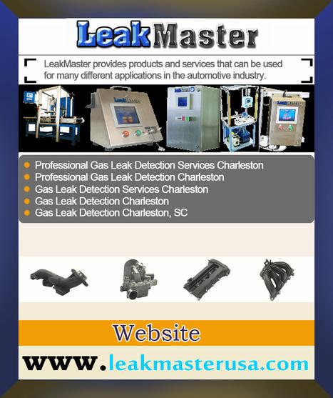 Underground Leak Detection Mt Pleasant SC   Leak Masters USA   Scoop.it
