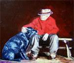 Son chien est tout pour lui. | Aidants familiaux | Scoop.it