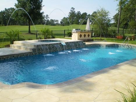Why Pool Buyers Select Fiberglass Over Concrete | American Fiberglass swimming Pools | Scoop.it